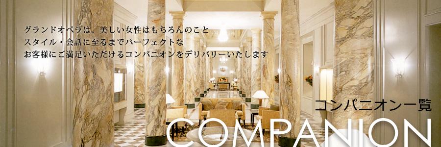 【キャッチ】コンパニオン